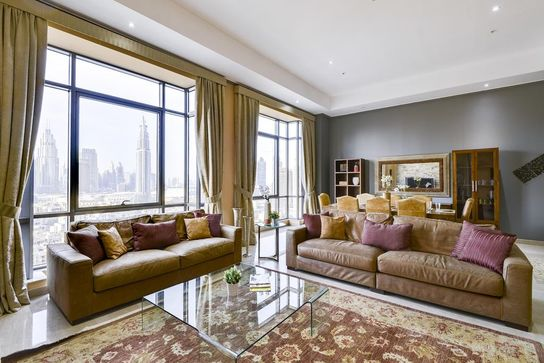 Arabic Inspirated Penthouse